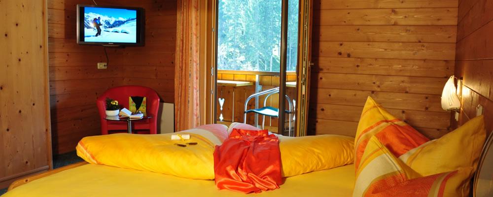 Ferienwohnung appartement winkler ihre unterkunft im - Panoramabild schlafzimmer ...